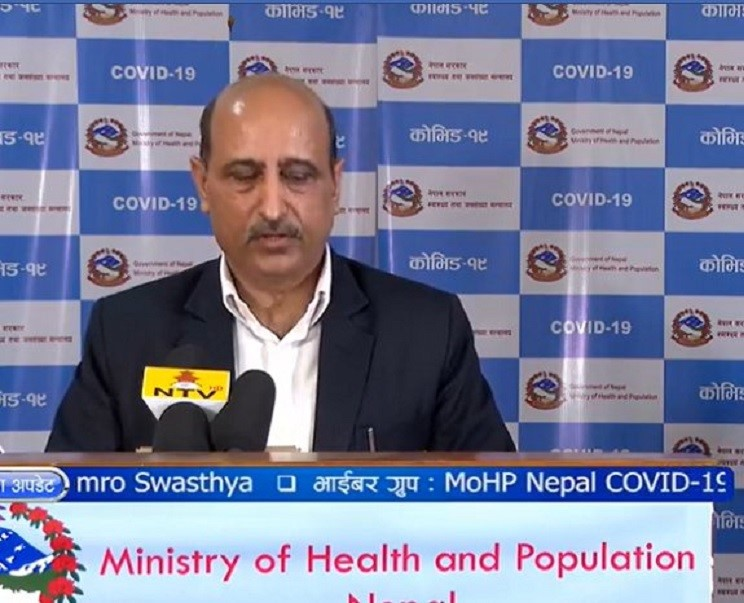 काठमाडौं उपत्यकामा ७६७ जनामा कोरोना संक्रमण पुष्टी